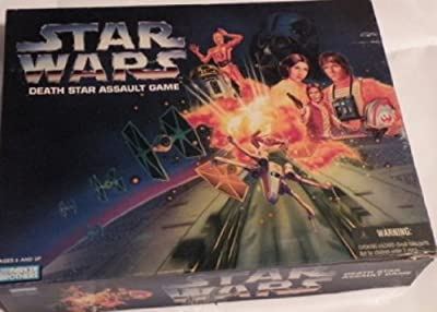 Star Wars Death Star Assault Game from Parker Brothers