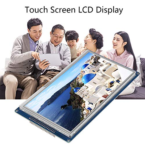 7 inch 800×480 TFT LCD Touch Panel Display Module for Arduino AVR