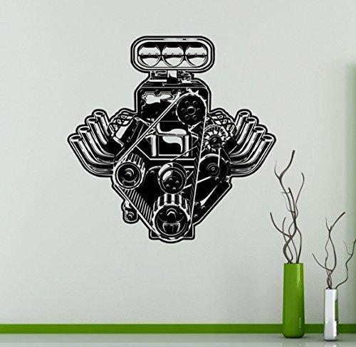 engine door garage - 5