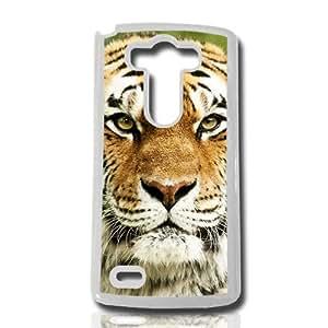 carcasa funda para movil compatible con lg g3 g 3 tigre tiger animal case cover