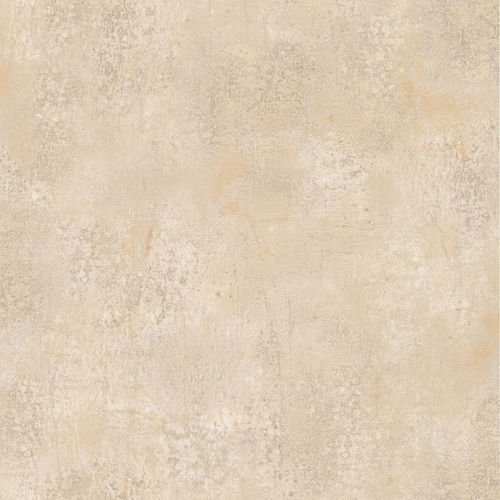 Warm Beige Crackle Faux Wallpaper
