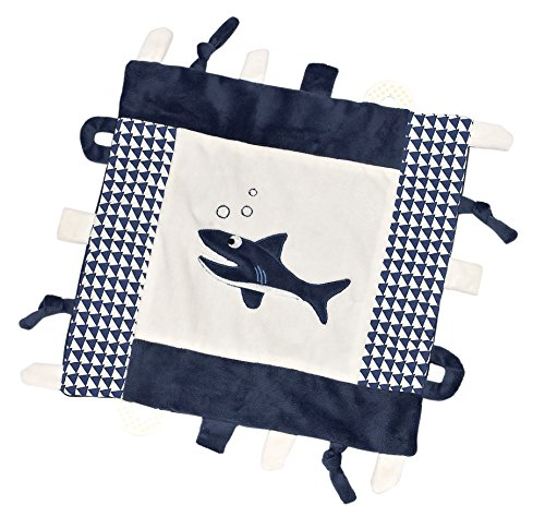 Maison Chic Multifunction Blankie, Bruce The Shark -