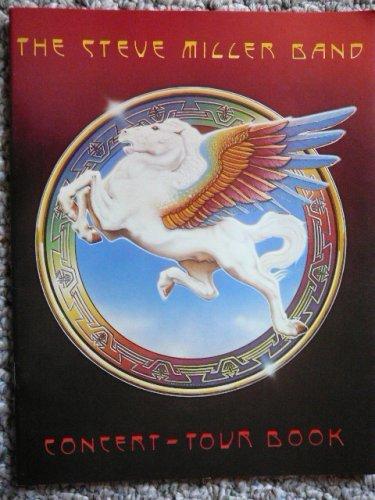 Steve Miller Band 1977 Concert Tour Book