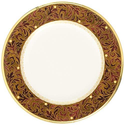 Xavier Gold Dinnerware - Noritake Xavier Gold Salad Plate