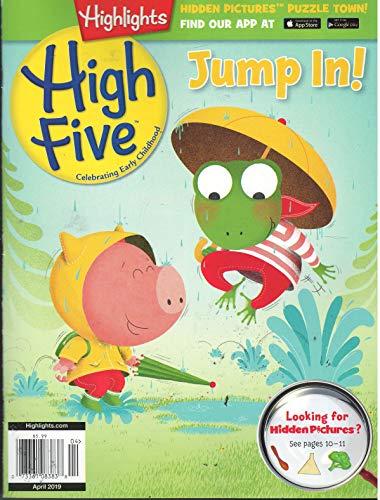 Highlights High Five Magazine April 2019