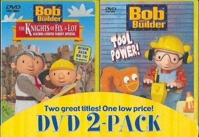 Bob The Builder Knights Of Fix A Lot Tool Power Double Feature