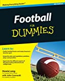 Football for Dummies, Howie Long, John Czarnecki, 1118012615