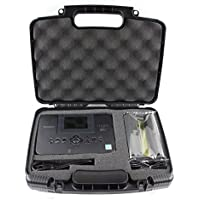 XPACK Portable Travel Hard Case for Selphy Printer CP1200,CP910