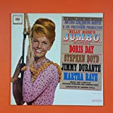 JUMBO Soundtrack Doris Day OL 5860 Masterworks 2i LP Vinyl VG++ Cover VG++ GF