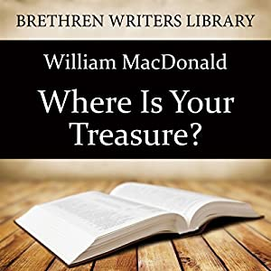 Where Is Your Treasure? Audiobook