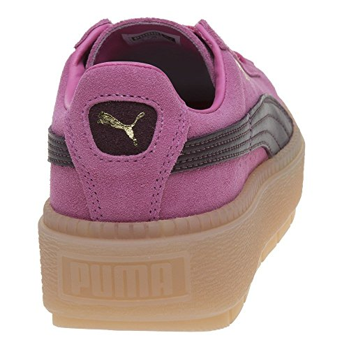 E Trace Bordeaux Rosa Sneakers Puma qz8tRx5wq