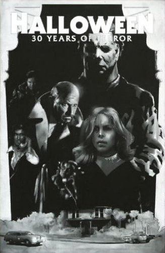 Halloween 30 Years of Terror Webstore Variant Cover -