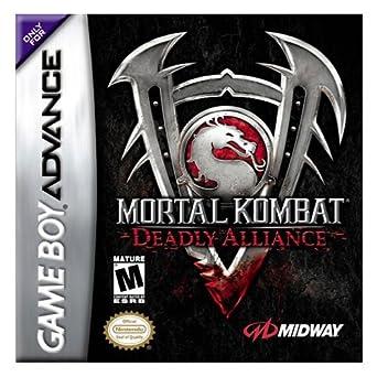 Amazon com: Mortal Kombat Deadly Alliance: Video Games