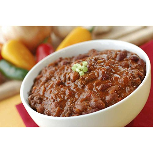 Vanee Chili with Beans - no. 10 can, 6 per case by Vanee Foods