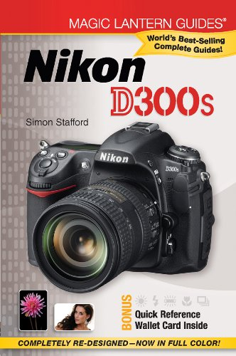 magic lantern guides nikon d300s simon stafford 9781600596650 rh amazon com Nikon D300 Body-Only Nikon D300 Wedding