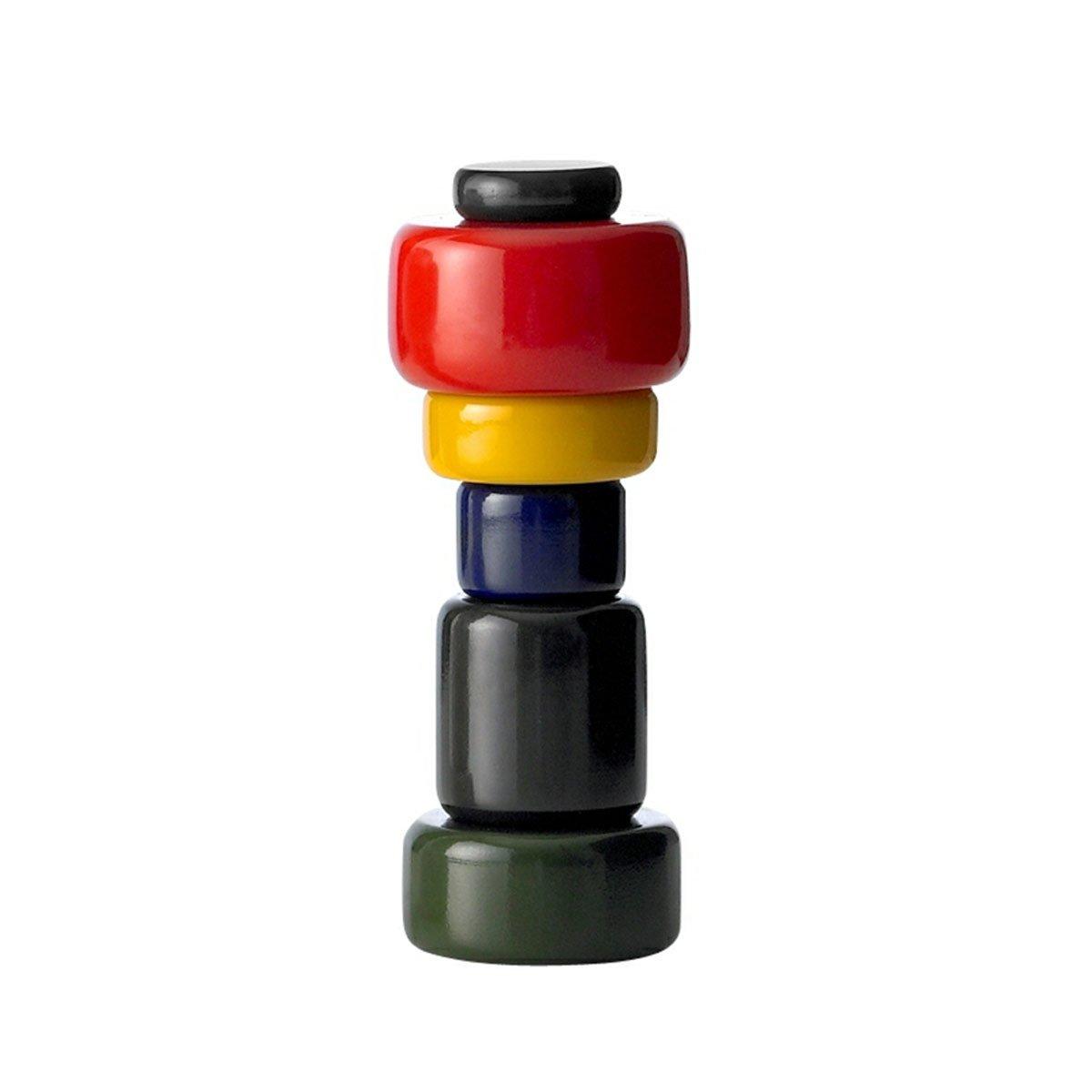 PLUS moulin /à sel ou /à poivre multicolore hISTOIRE dU fABRICANT muuto