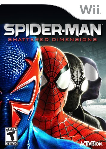 [Spider-Man: Shattered Dimensions - Nintendo Wii] (Spider Costume For Dogs Video)