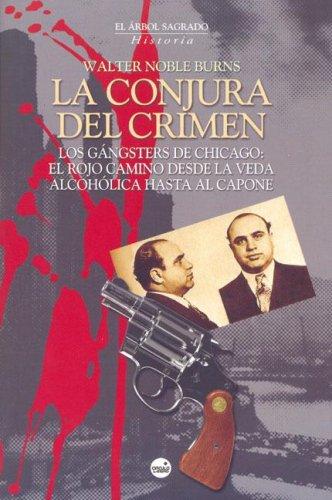 La Conjura del Crimen (Spanish Edition)