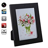 fannuoyi Photo Frame Camera HD Recorder - Motion Detection Cam (32GB Memory Card)