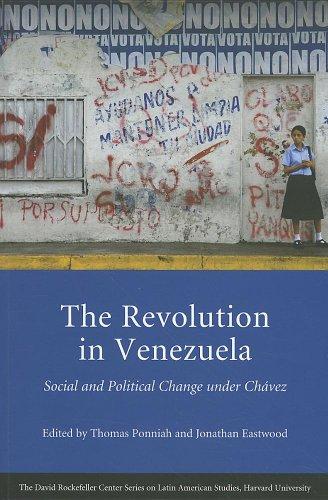 The Revolution in Venezuela: Social and Political Change under Chávez (Series on Latin American Studies)