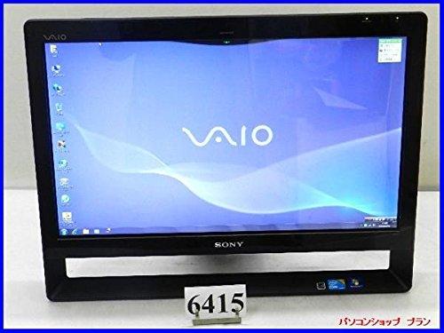 液晶一体型PC SONY VAIO Jシリーズ VPCJ12AFJ Core i5 M560 2.67GHz 4GB 320GBSマルチ