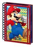 Super Mario Notebook DIN A5 Mario 3D Lenticular Print