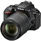 Câmera Nikon D5600 DSLR com lente 18-140mm