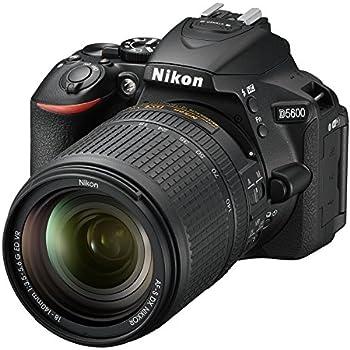 D5600 DX-format Digital SLR w/ AF-S DX NIKKOR 18-140mm f/3.5-5.6G ED VR