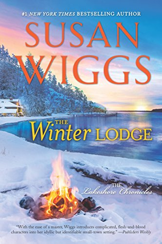 The Winter Lodge (The Lakeshore Chronicles) cover