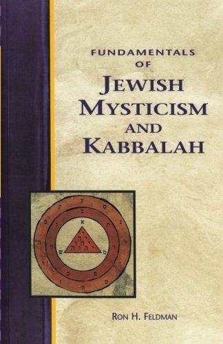 Fundamentals of Jewish Mysticism and Kabbalah (Crossing Press Pocket Guides)