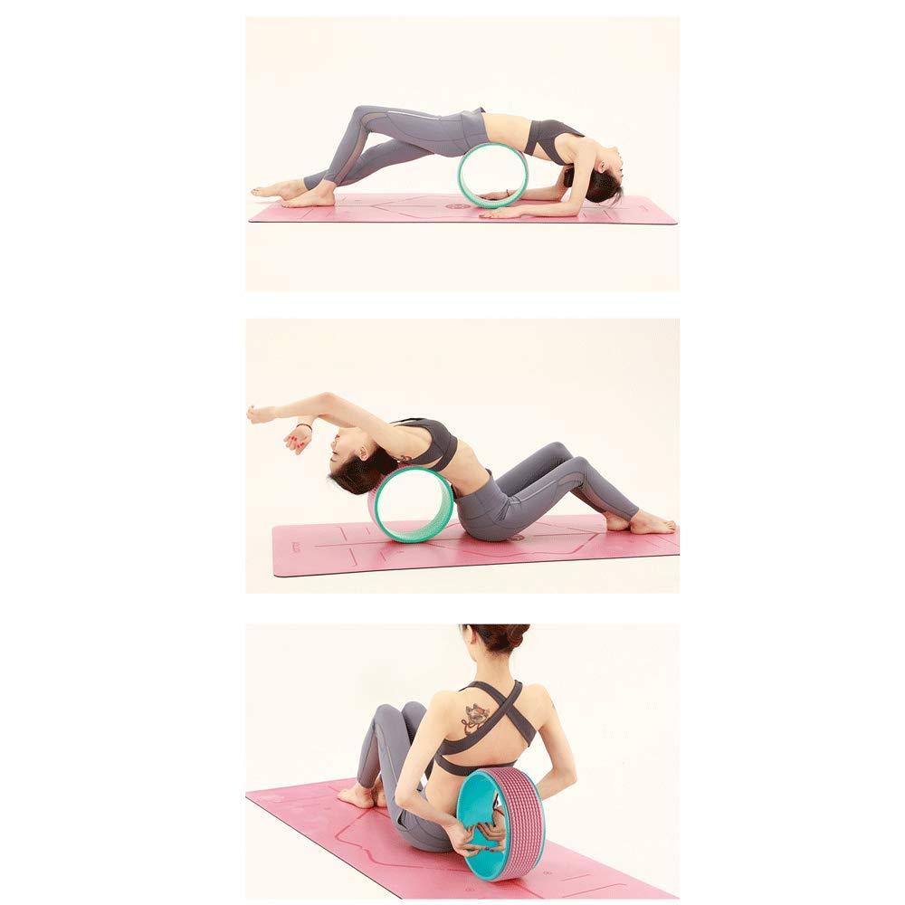Hahawang Yoga Rueda Trasera flexión Cuerpo Delgado Pierna ...