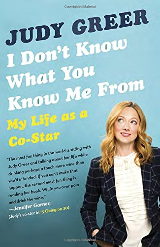 I Don't Be sure What You Know Me From: My Life as a Co-Star