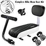 Best electric bike specification - ADVcer Bike Rear Seat Cushion with Safety Backrest Review