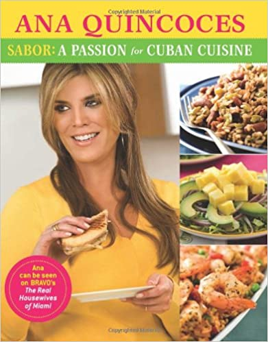 Sabor!: A Passion for Cuban Cuisine