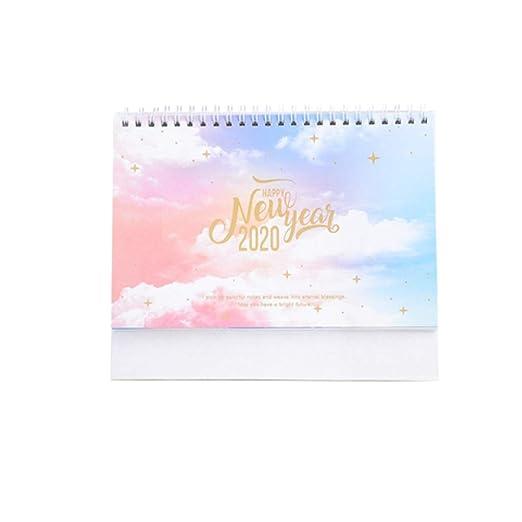 Calendario Calendarios de Escritorio Calendarios d 2020 Series ...