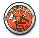 SPECIAL FORCES SEAL TEAM LONE SURVIVOR ENGINE 53, LADDER 43 OPERATION RED WINGS