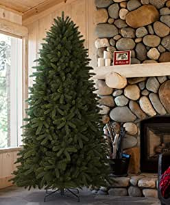 Tree Classics Classic Fraser Fir Artificial Christmas Tree, 7.5 Feet, Unlit