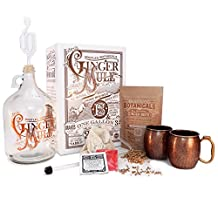 DIY Ginger Beer and Mule Cocktail Making Kit