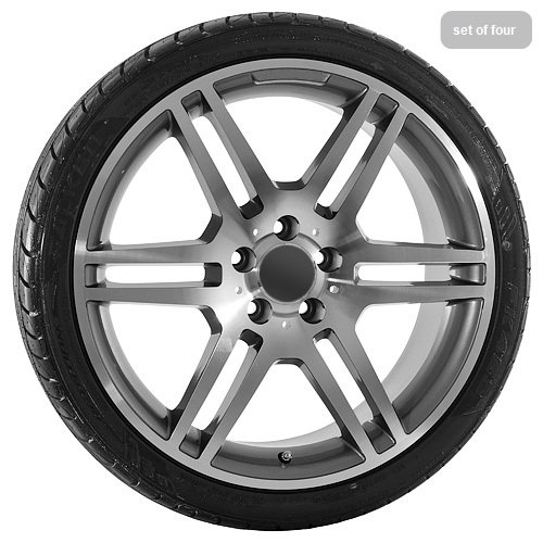 19 inch mercedes benz amg wheels rims tires desertcart for Rims and tires for mercedes benz