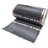 Taeil W25-CHF1934-KIT15 Underfloor Carbon Heating Film Essential Kit 120V - 15 Sq Ft