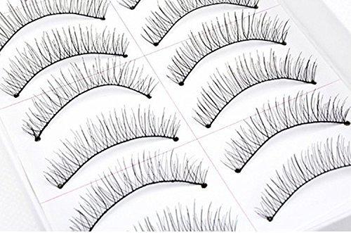 TheWin Women Makeup Eyelash Natural