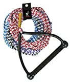 AIRHEAD AHSR-4, 4-Section Water Ski Rope 75 ft 4-section Tractor Handle by Kwik Tek