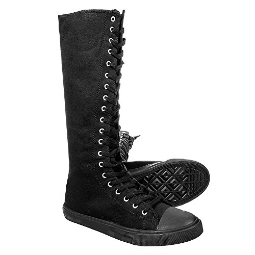 Blue Banana X Tall Boots (Black) o1C41a