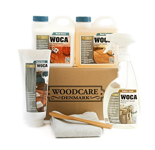 Woca Essential Kit (Natural) by WOCA Denmark
