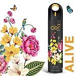 Godrej aer spray, Premium Air Freshener – Passion & Alive (Pack of 2, 240 ml each)