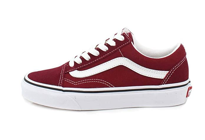 f40aa9961d02 Vans Old Skool, Unisex Adults' Low-Top Trainers: Amazon.co.uk: Shoes & Bags
