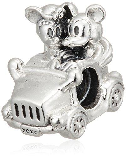 PANDORA Disney, Mickey And Minnie Vintage Car Charm, 797174
