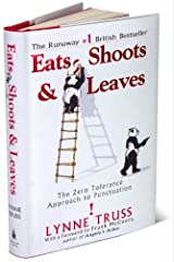 East, Shoots & Leaves: The Zero Tolerance Approach to Punctuation