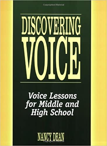 Amazon.com: Discovering Voice: Voice Lessons for Middle and High ...