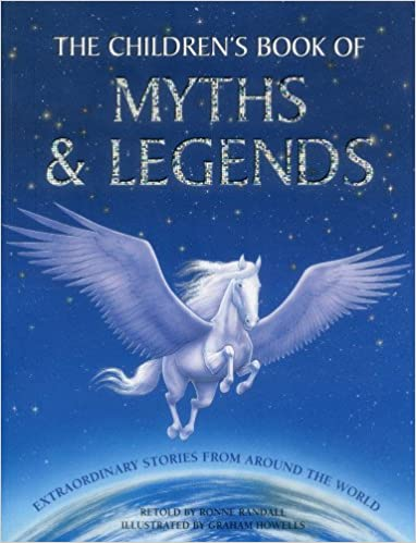 Book The Children's Book of Myths & Legends